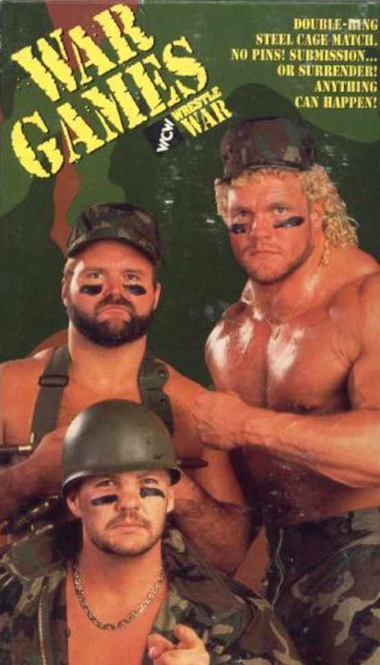 WCW WrestleWar '91