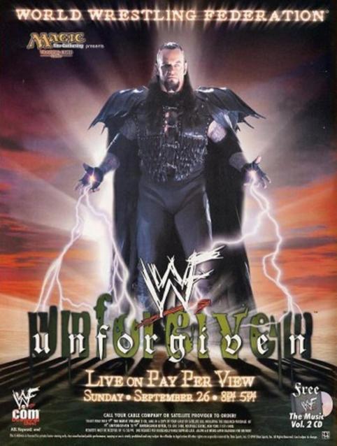 WWF Unforgiven 1999