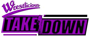 Wrestlicious Takedown Logo