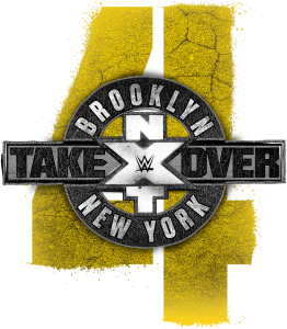 NXT TakeOver - Brooklyn 4-Logo