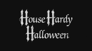 House Hardy Halloween Logo