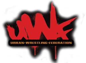 Urban Wrestling Federation logo
