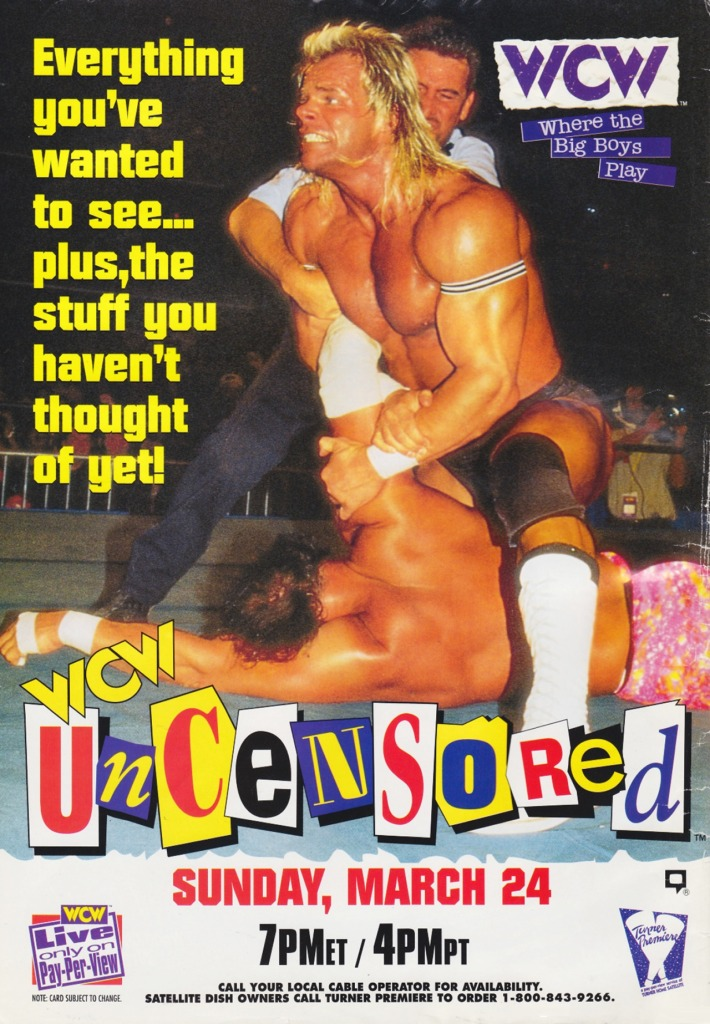 WCW Uncensored '96